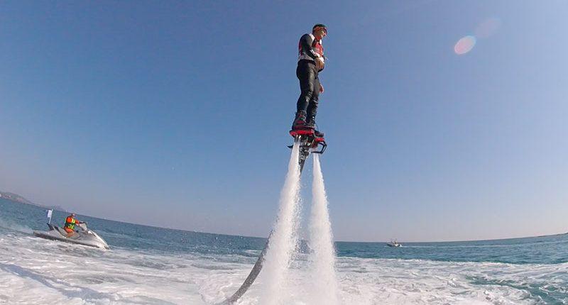 flyboard à saint-aygulf
