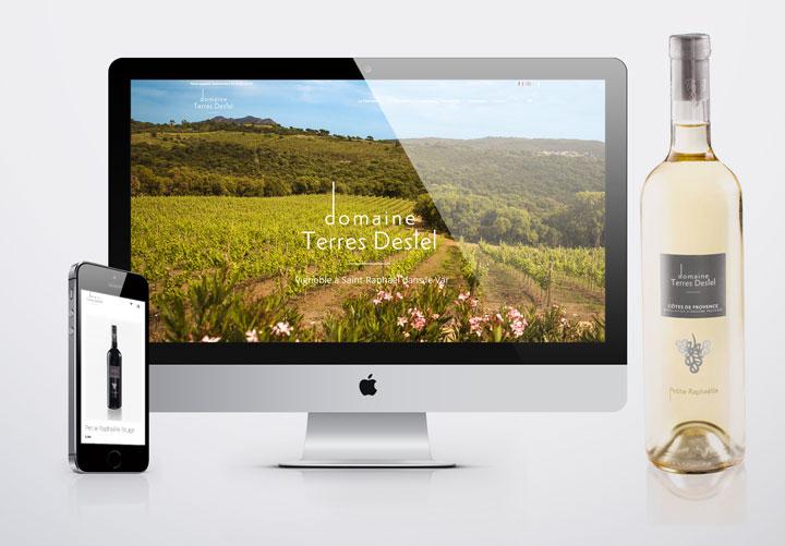 Site e-commerce Fréjus Var